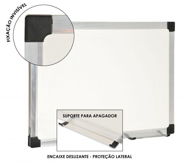 Quadro Porcelana Magnética Duramax Plus