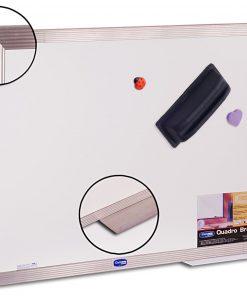 Quadro branco magnético SLIM STEEL